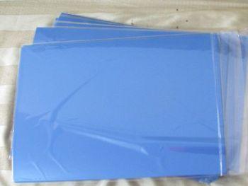A4 * 300 arkuszy medycznych x ray folia do drukarek atramentowych CT folia do drukarek atramentowych tanie i dobre opinie colormaker inkjet printer waterproof one side printable Papier fotograficzny Blue Semi-Transparent Matte 195um high grade