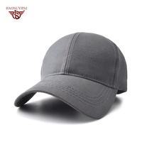 In Style High Quality Solid Cotton Baseball Hat Hot Sale Spring Autumn Novelty Sun Hat New