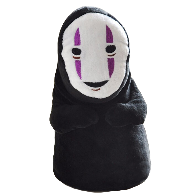 15cm-Spirited-Away-No-Face-Ghost-Kaonashi-Plush-Doll-Creative-Pendat-Toy-Gifts (2)