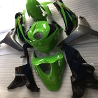 Injection Fairings Fairing Kit For Honda CBR 600 RR CBR600RR F5 2007 2008 Green /Black CBR 600RR 07 08 moto Fairings