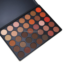 35 Color Eyeshadow Palette Silky Powder Professional Make up Pallete Product