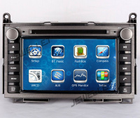 Car DVD GPS radio Navigation for Toyota Venza 2009 2015 with Bluetooth, iPod 1080P and GPS radio map