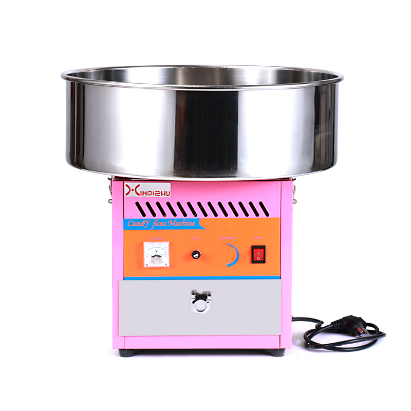 Electric cotton candy machine automatic fancy floss fruit colorful cotton candy machine for commercial fancy pants candy corn