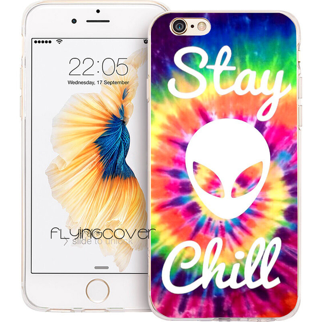 coque iphone 7 tie dye