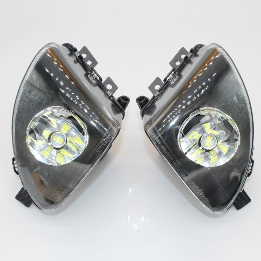 2Pcs For BMW 5 Series F10 F11 520i 523i 528i Front LED Fog Light Fog Lamp 63177216885 63177216886 With Gifts 2Pcs For BMW 5 Series F10 F11 520i 523i 528i Front LED Fog Light Fog Lamp 63177216885 63177216886 With Gifts