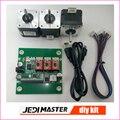 Diy 3-axis cnc machine parts,laser engraver control board,GRBL control board+3 pieces step motor,Pvc Mill Engraver parts