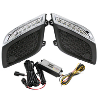 Plating Style LED Daytime Running Light LED DRL LED Daylight With Dimmed Function For Volvo XC60