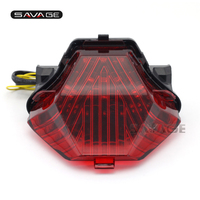 LED Tail Light For YAMAHA MT 07 MT07 FZ 07 MT 25 MT 03 YZF R3 R25 Integrated Turn Signal Assembly Motorcycle Accessories
