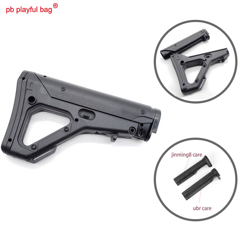 Novelty Outdoor Club Cs Kit Tactical Accessory Jm8 XM316 Engraved Edition Nylon Ubr Retractable Gel Ball Gun Butt Blaster KD7