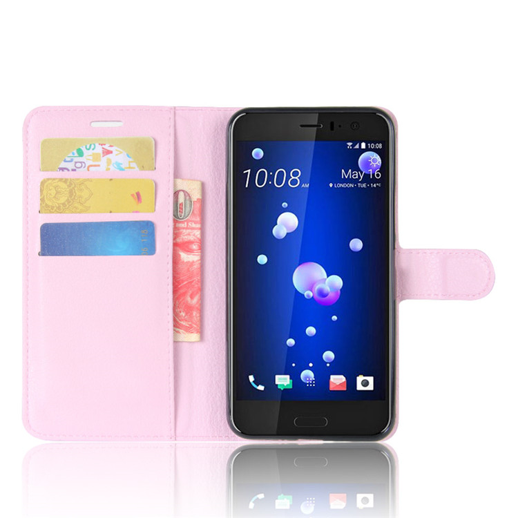 ed4eb524925 PU Leather Coque For HTC U11 U 11 Fundas Capa Carcasa Shell Housing ...
