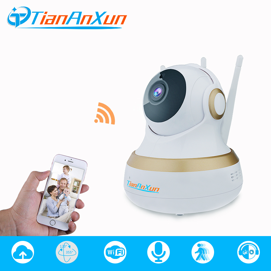 TIANANXUN 1080P WIFI IP Camera Mobile phone remote HD 2.0MP Video Surveillance Home Security Alarm Wireless Cloud Storage Camera hd night vision home camera wireless wifi mobile phone remote surveillance camera
