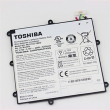 New 20Wh Real Unique PA5173U-1BRS Battery for Toshiba Pill 1ICP4/56/89/2 Laptop computer Free transport