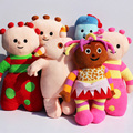 6Pcs/Lot In The Night Garden Plush Children Toy Stuffed Toys Garden Plush In The Night Garden Toys 40cm