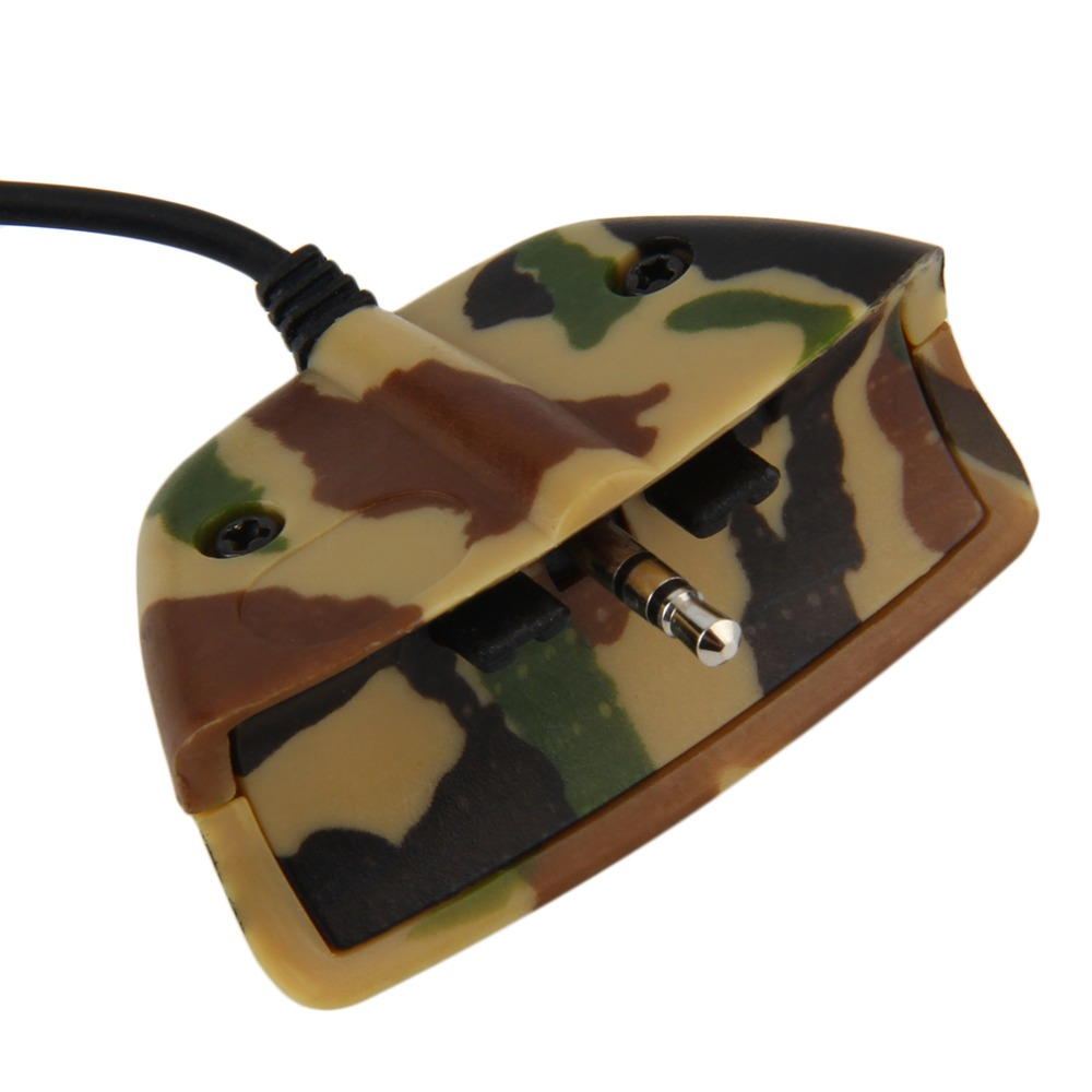 NEW Wired Camo Headset Mic Earpiece Earphone For XBOX 360 Console Gaming