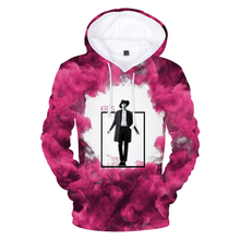 EXO 3D Printed Sweatshirt Women Autumn Winter Harajuku Casual Hoodies Letters Bts Fleece Pullover K-pop Clothes Cool In Selling