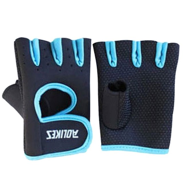 Exercise Workout Gloves 1