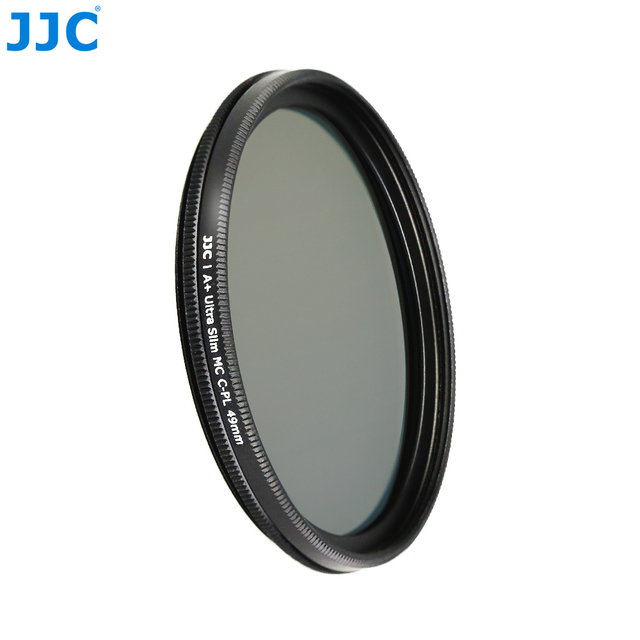 JJC Camera Lens Filters 37mm/40.5mm/43mm/46mm/49mm/52mm/55mm/58mm/62mm/67mm/72mm/77mm/82mm Ultra Slim Multi-Coated CPL Filter