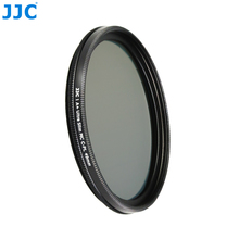 JJC Filtri Camera Lens 37 millimetri 40.5m 43 millimetri 46 millimetri 49 millimetri 52 millimetri 55 millimetri 58 millimetri 62 millimetri 67 millimetri 72 millimetri 77 millimetri 82 millimetri Ultra Slim Multi Coated CPL Filtro