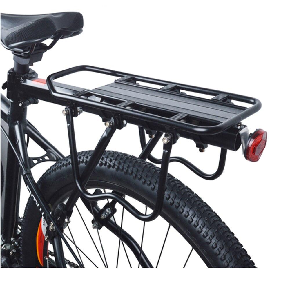 1 set Universal Max chargement capacité de vélo siège arrière porte bagages de vélo de montagne accessoires vélo Porte Bagages dans Porte-bicyclette de Sports et loisirs
