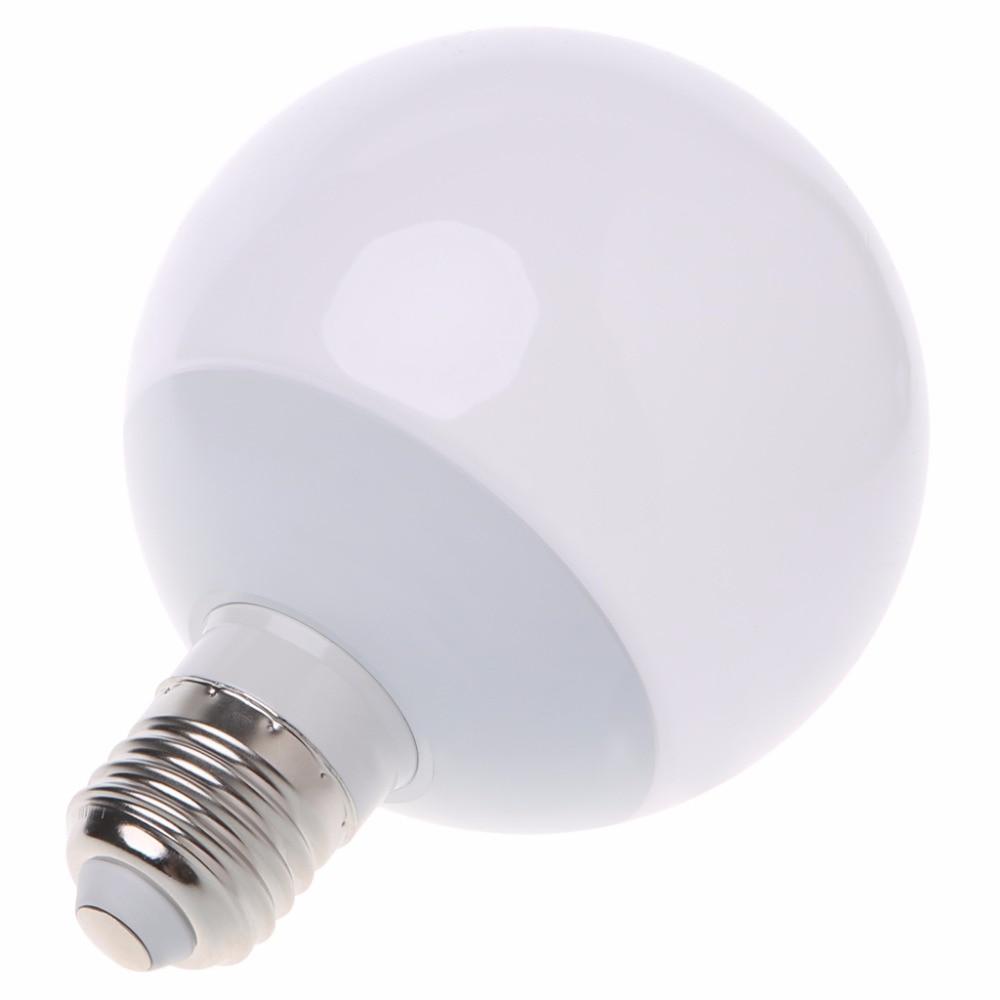 HNGCHOIGE New 7W E27 G80 85V-265V LED Bulb Constant Current Spotlight Light 360 3000K-6500K Beige/White Color