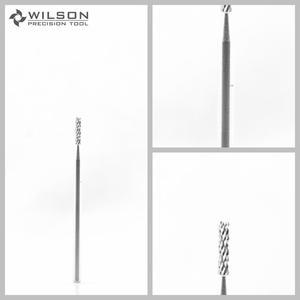 Image 3 - 2Pcs Ronde Bit Goud/Zilver Wilson Carbide Nail Boren