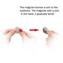 free shipping magic tricks Coin Bender