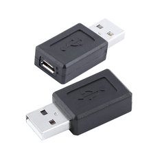 USB Male to Female Micro USB Mini Changer Adapter Convertor Data Plug USE For Data transfer, Charging Universal