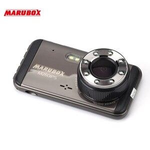 "Image 4 - Marubox M260IPS Car DVR Camera Dash Cam 1080P 4.0"" Video Recorder Registrator G Sensor Night Vision Car Camcorder DVR"