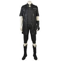 Final Fantasy XV Cosplay Costume Noctis Lucis Caelum Cosplay Outfit Game Halloween Party Men Adult Carnival Clothes Custom Made
