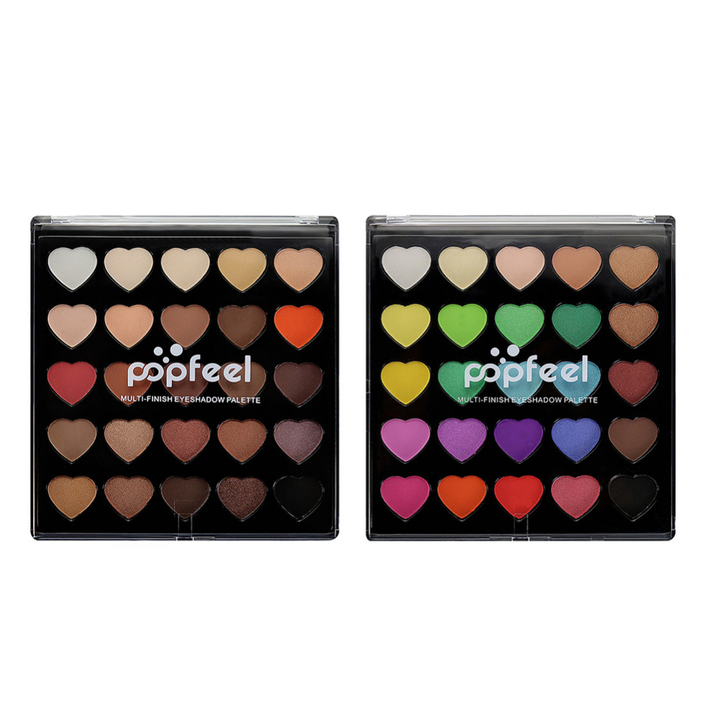 Professional 120 Colors Makeup Eyeshadow Palette Colorful