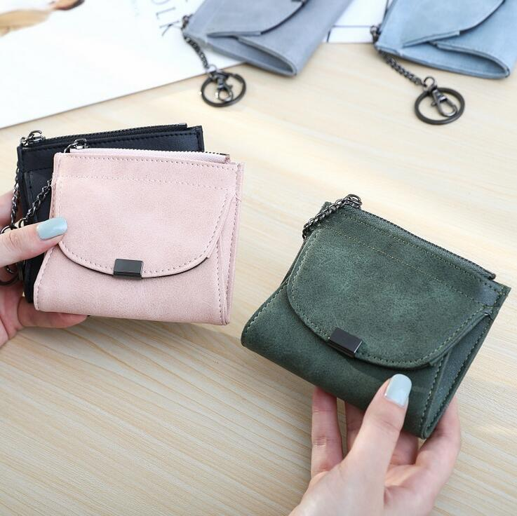Wallet Female 2017 New Lady Short Women Wallets Mini Money Purses Fold PU Leather Bags Female Coin Purse Card Holder purse fashion women wallets pu leather card holder short ladies coin purse lady wallet small bags for female