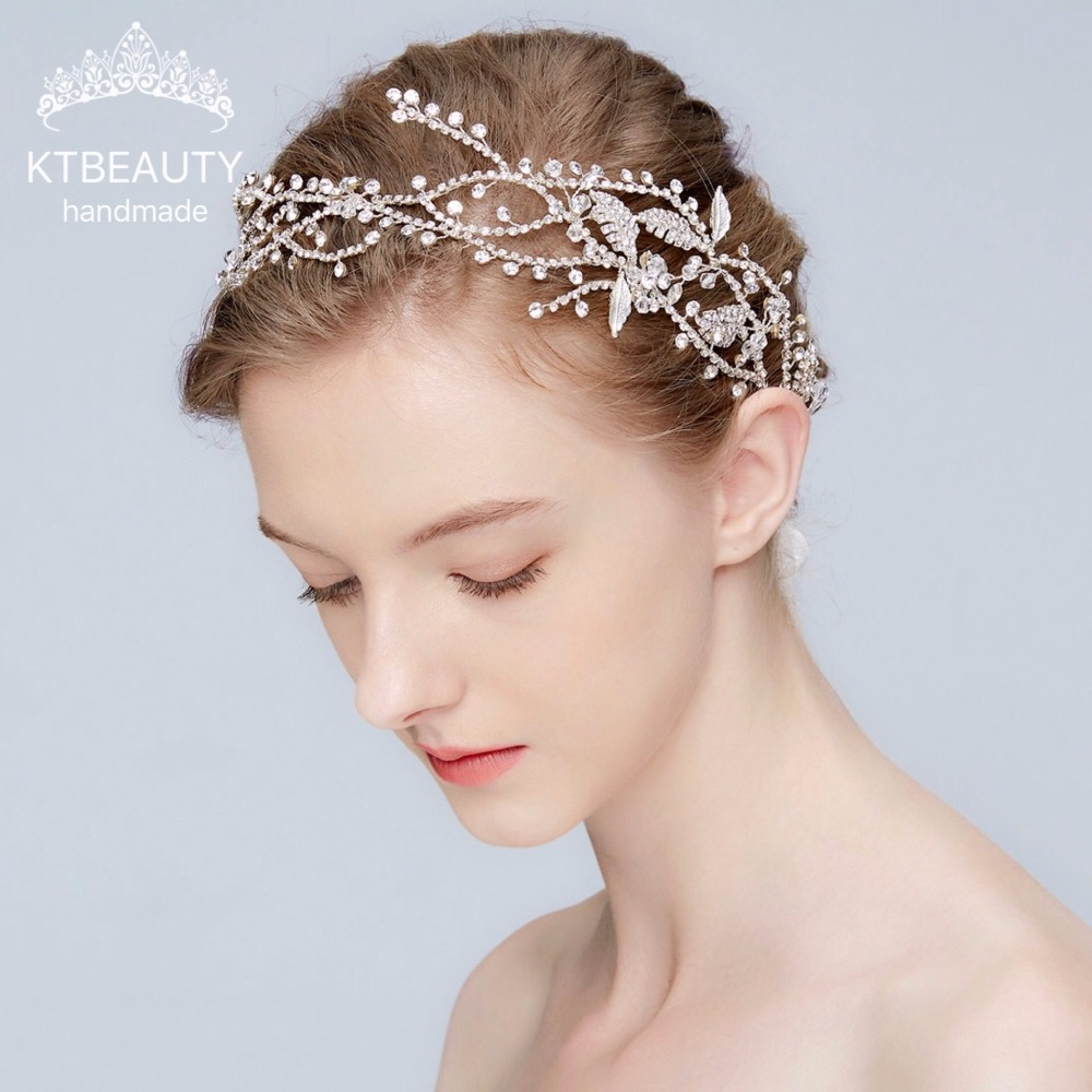 Wedding Hairstyles With Jewels: Aliexpress.com : Buy New Luxury Headband Bridal Tiara