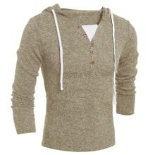 Pullover Männer 2016 Marke Pullover Lässige Mode Pullover Mit Kapuze Lose Fit Strick Herren Pullover Mann Pullover Männer S