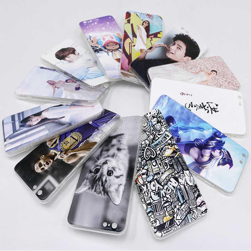Bricolaje caja del teléfono para Samsung Galaxy Note 8 9 A20 A70 A80 A10 M10 M20 A30 S8 S9 más S10 funda con nombre de foto con impresión de Estrellas Plus A8