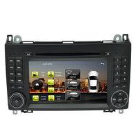 Voor 2 din Auto DVD GPS Voor Mercedes Viano Vito W169 W245 Vito W639 Sprinter W906 W209 W311 W315 met Radio Bluetooth USB SD BT