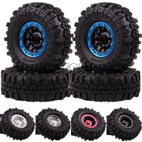 4P 1060 7035 Rock Crawler 1.9 Metal RC Wheel Complete Supper Swamper Rocks 1/10
