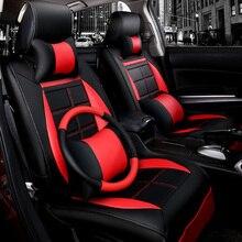 Чехол автокресла автомобильные чехлы сидений для Ford ограниченной Mondeo 3 4 Mk3 Mk4 Mustang Ranger территории 2013 2012 2011