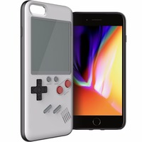 Unique Multi Phone Cases For IPhone 8 X 7 6 Plus Cases TPU Cases Tetris Game