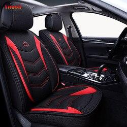 Ynooh Автокресло Обложка для hyundai solaris 2017 getz i40 tucson creta i10 i20 i40 акцент сиденья автомобиля