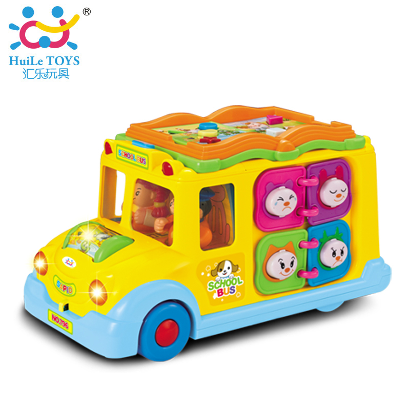 Electric-School-Bus-Children-Music-Car-Including-8-Games-Car-Horn-Songs-Animal-Calls-Early-Educational-Toys-for-Children-Gift-3