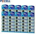 50Pcs/10Pack PKCELL CR2025 3V Lithium Battery DL2025 BR2025 ECR2025 CR 2025 Battery