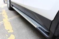 For Toyota RAV4 2013.2014.2015 Car Running Boards Auto Side Step Bar Pedals High Quality Brand New Original Design Nerf Bars