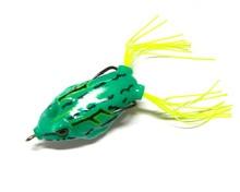 HENGJIA 8G 12.5G soft frog lure set isca artificial fishing lure bass fishing wobble pesca Fishing tackle peche leurre souple