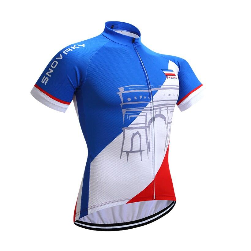 2018 Tour Frankreich team pro radtrikot MTB Ropa Ciclismo herren frauen sommer radfahren shirts Maillot bike wear