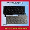 100% Новый Замена клавиатуры Для Apple Для Macbook pro A1286 RU черный ноутбук клавиатура большая введите ключ