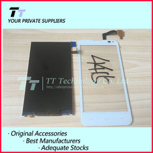 Original New For Fly IQ4415 LCD Display + Touch Screen Replacement Cell Phone Parts for fly iq4415 Free Shipping