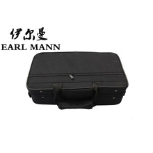Graceful Clarinet parts Case Bag Canvas Luggage And Black Musical Instruments Package clarinete Genuine Factory Low price