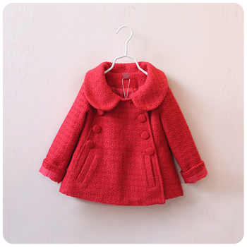 New Fashion Kids Coat Autumn Spring baby girl clothes Autumn girls tops Children Clothing girls jackets