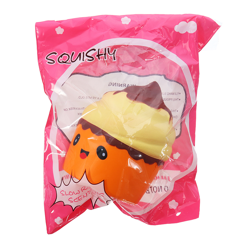 Cute Bear Ice Cream Squishyed Toys Slow Rising Jumbo Phone Strap Pendant Soft Scented Straps Bread Cake Fun Toy Gift For Kids
