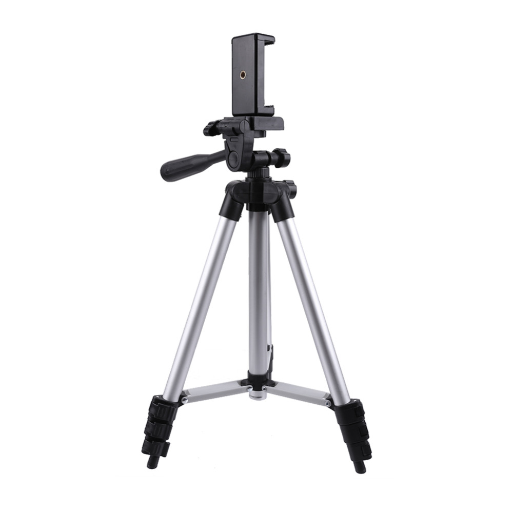ALLOET Entfaltet 1060mm Portable Professional Kamera Stativ Pan Kopf Camcorder Stativ Halter Stehen Für DSLR Kamera Handy